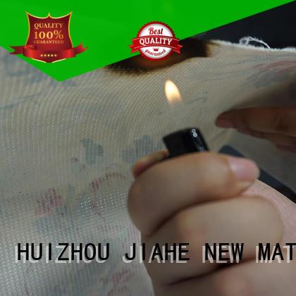 JIAHE print non woven polypropylene supplier for bedding