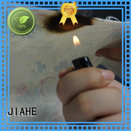 JIAHE 21m stitch bonded fabric manufacturer for mattress