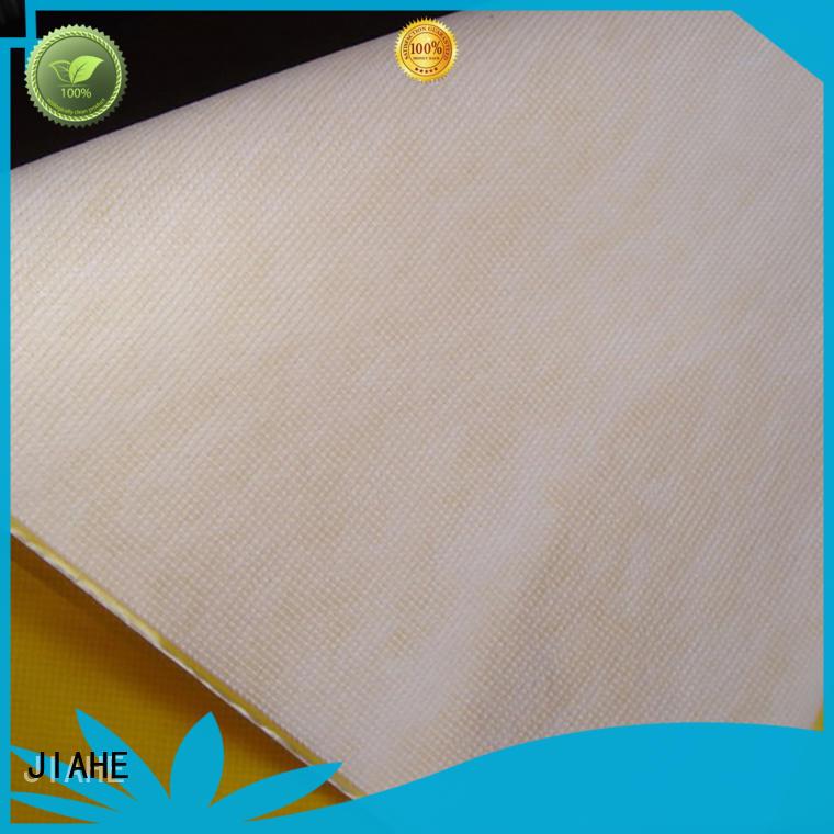 JIAHE BOPP rpet fabric supplier for shopping bags
