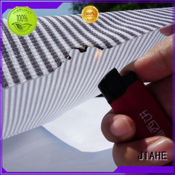 bonded line JIAHE Brand eco polyester