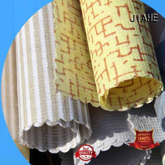 JIAHE single color non woven printing supplier for covers