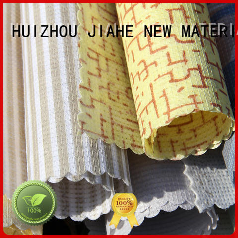 JIAHE Brand shape upholstery special custom eco polyester