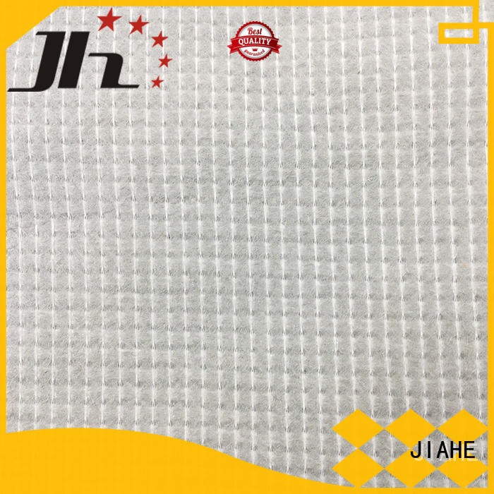 JIAHE standard mattress covering fabric stitchbonded for filler