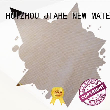 JIAHE laminated rpet fabric customized for box