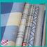 eco polyester blue fabrics shape JIAHE Brand