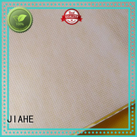 JIAHE bag fabric for reusable shopping bags customized for shoe bags