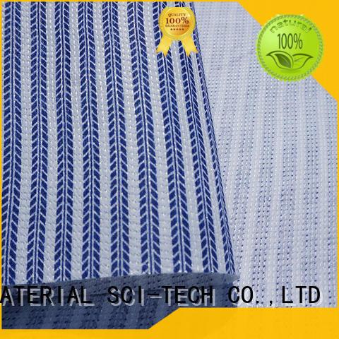 special fire retardant fabric factory for mattress