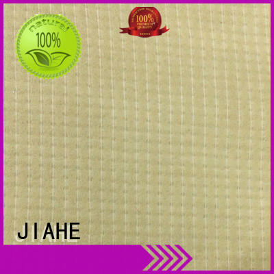 JIAHE coated stitch bonded fabric oem for mattress