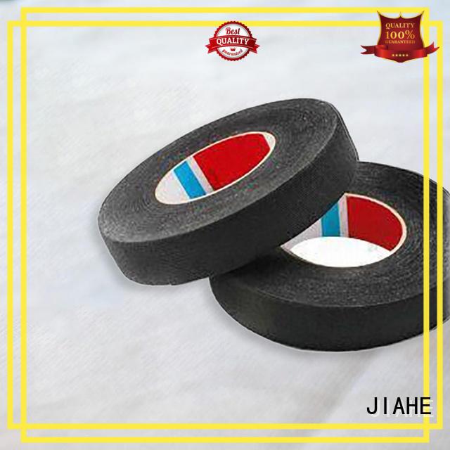 JIAHE black non woven tape manufacturer for carpet