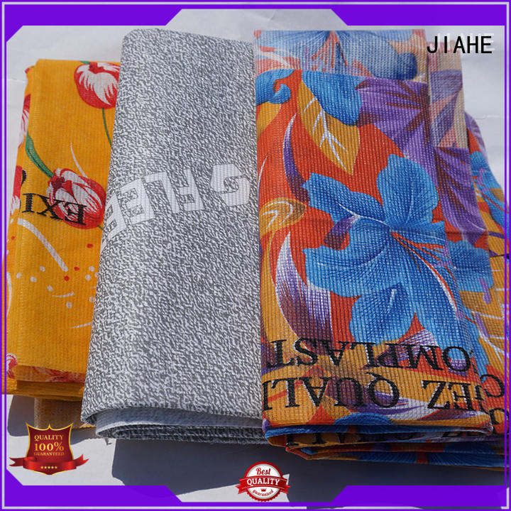 JIAHE industry non woven polyester fabric line for furniture