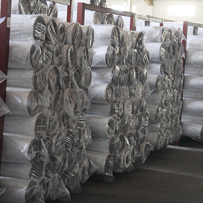 ticking non woven printing line for mattress-8