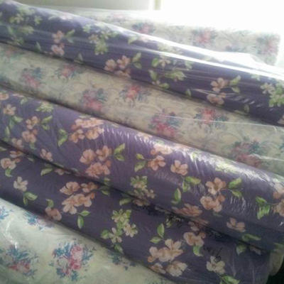 JIAHE stitch bonded fabric textile for bedding