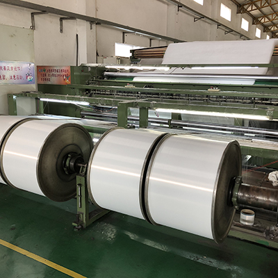 ticking non woven printing line for mattress-17