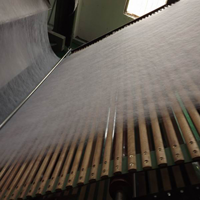 ticking non woven textile factory for filler-18