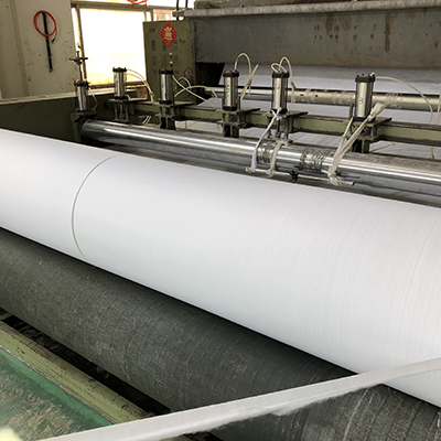 stitch bonded nonwoven fabric 100gsm print stitchbond with 2.1m for ZA mattress industry-19