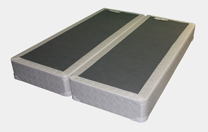 grey mattress cover material customized for mattress-5