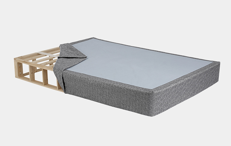 grey mattress cover material customized for mattress-6