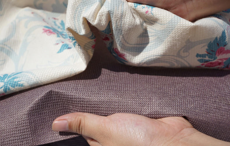 grey fabric mattress protector customized for mattress-3
