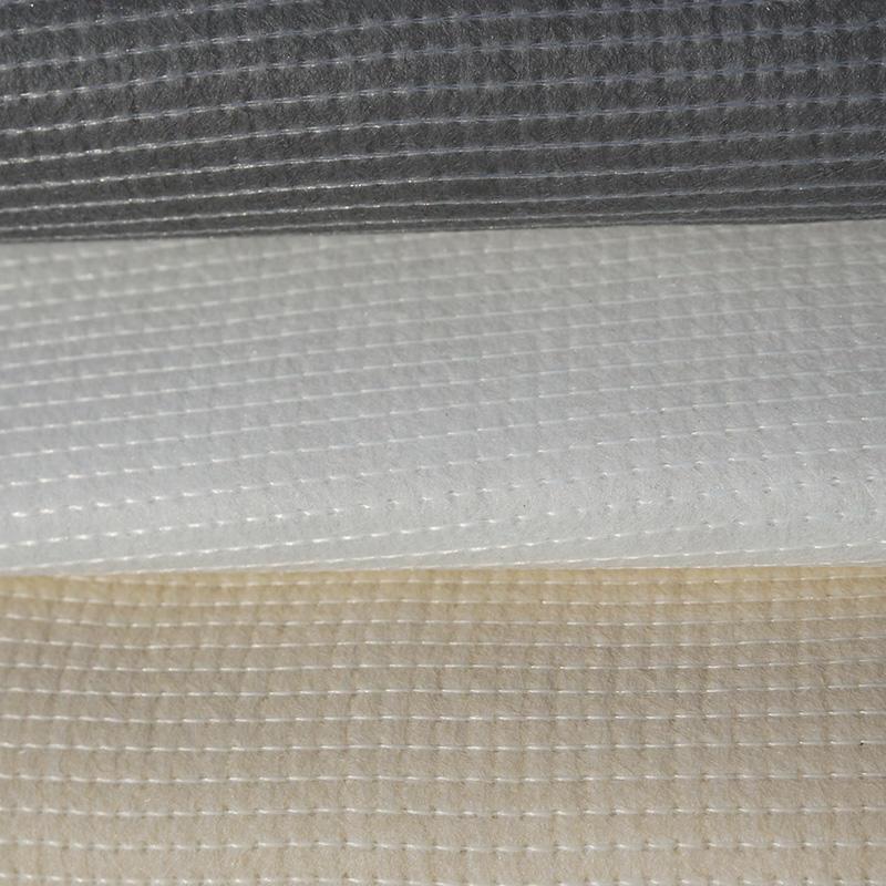 White coated stitchbonded fabrics OEM/ODM in China