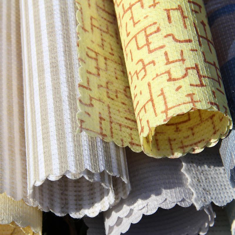 stitch bonded nonwoven fabric 100gsm print stitchbond with 2.1m for ZA mattress industry