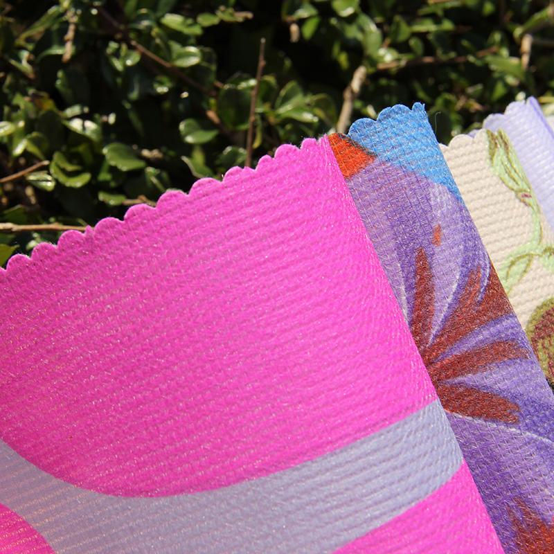 print stitchbond Beautiful shape mattress fabric