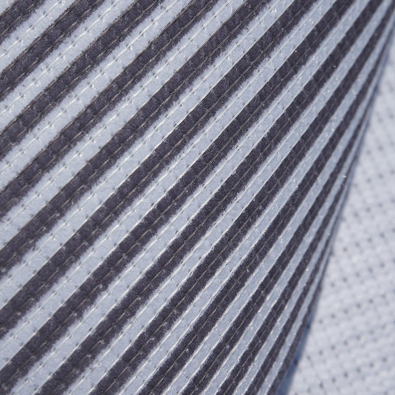 Printed Stitch Bond  UK BS7177 mattress textile JH022