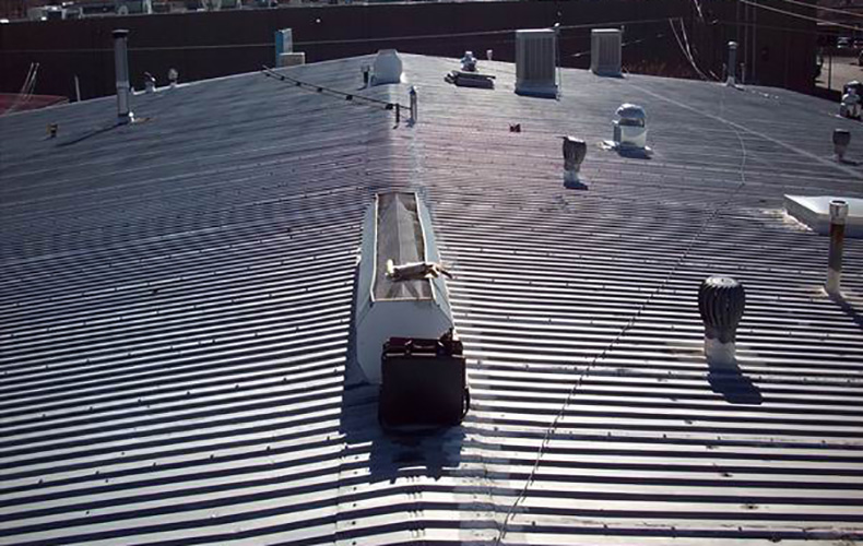 bituminous waterproof roof fabric manufacturer for roof repair-5