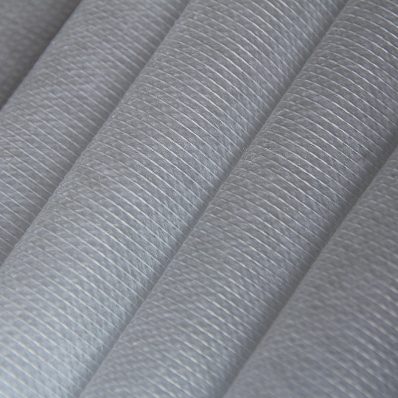 High strength stitchbond roofing fabrics white waterproof for cold process polyester roofing material