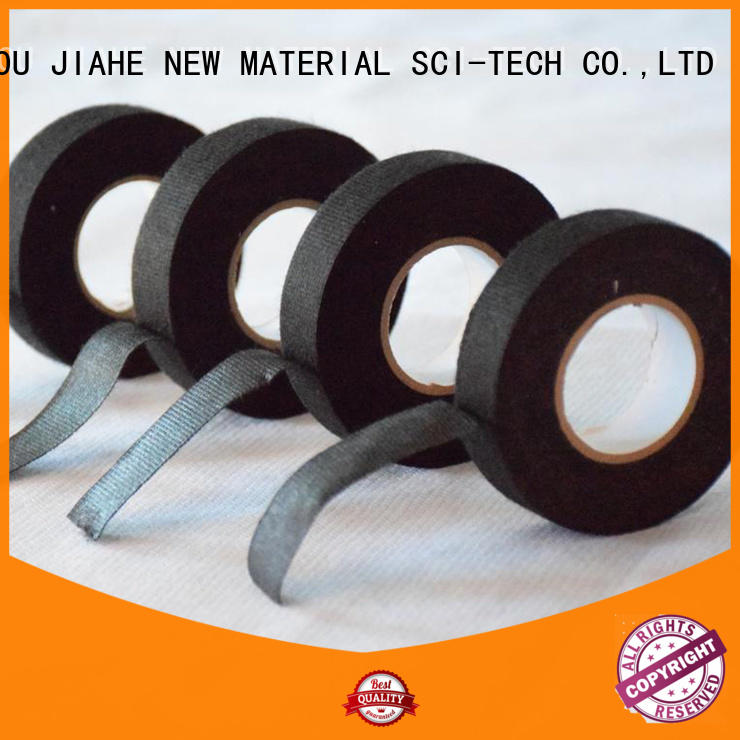 JIAHE black non woven tape customized for car