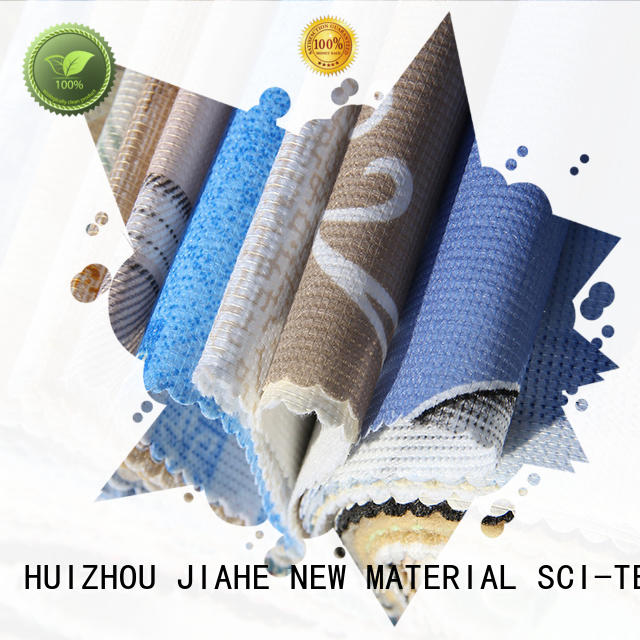 JIAHE ticking non woven printing line for filler