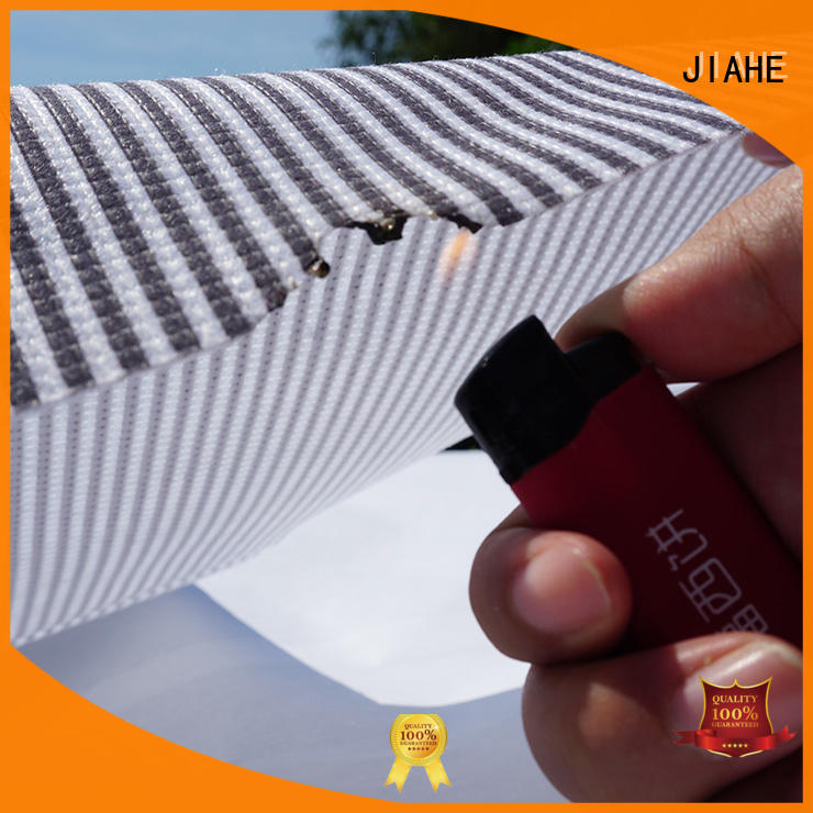 JIAHE 100gsm non woven printing textile for covers