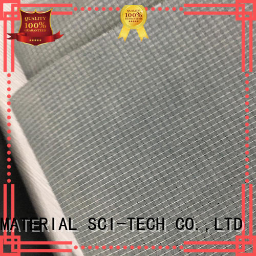 Quality JIAHE Brand recycled polyester fabric beige standard