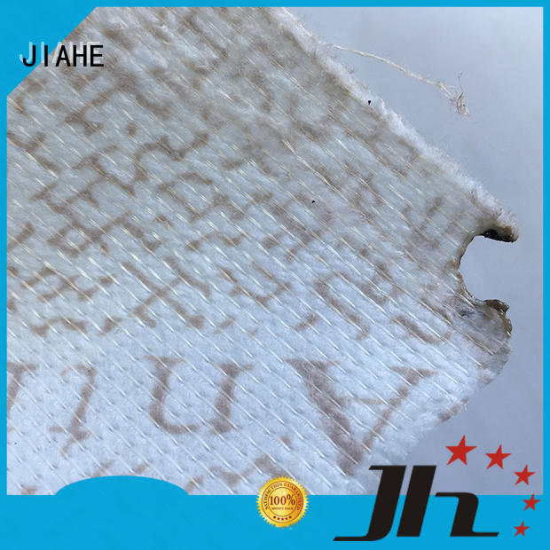 non eco polyester fabric woven JIAHE Brand