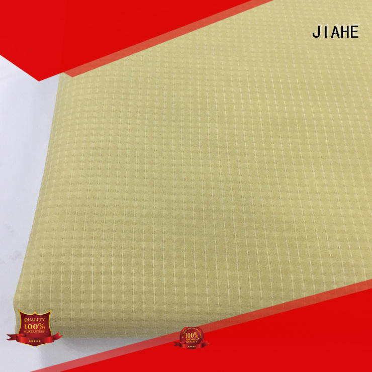 Quality JIAHE Brand recycled polyester fabric uk