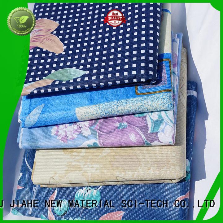 JIAHE single color non woven material textile for bedding