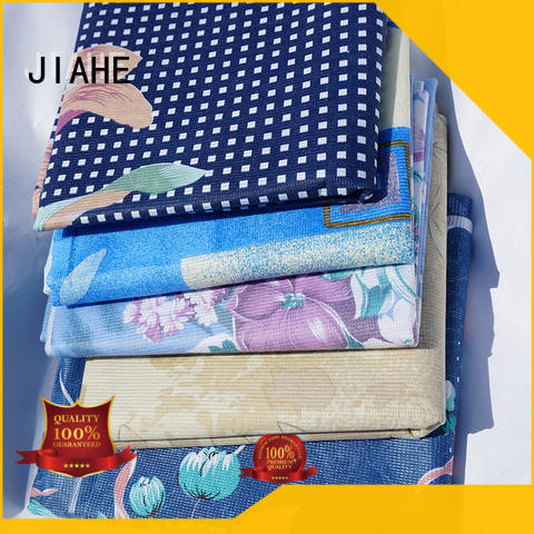 blue non woven stitchbond line for bed