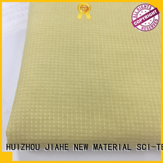 JIAHE odm non woven fabric manufacturer for sofa