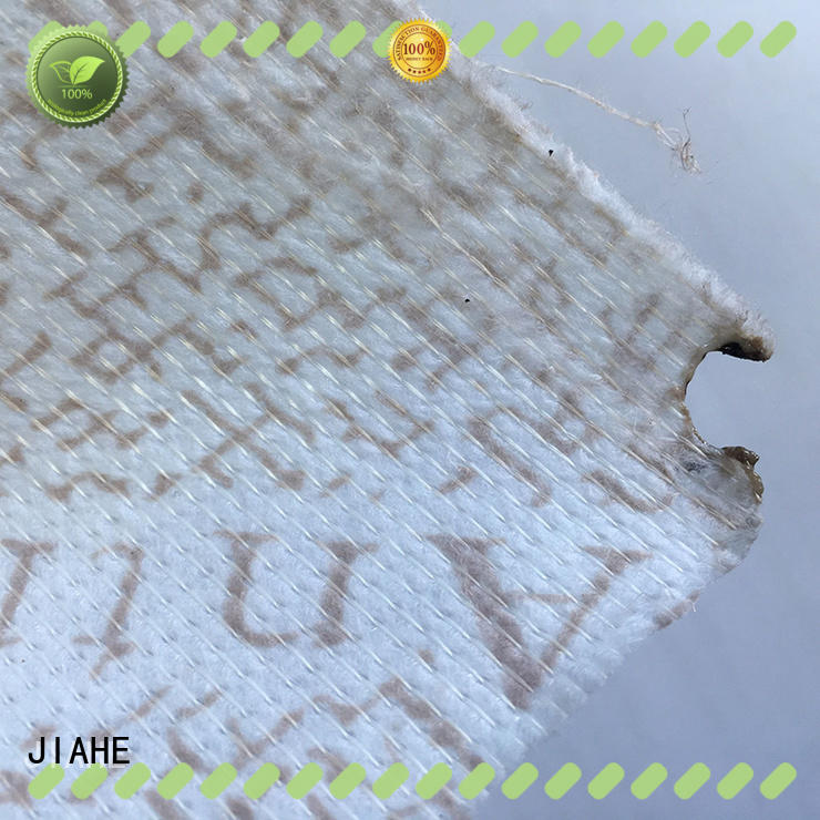 JIAHE non woven printing supplier for filler