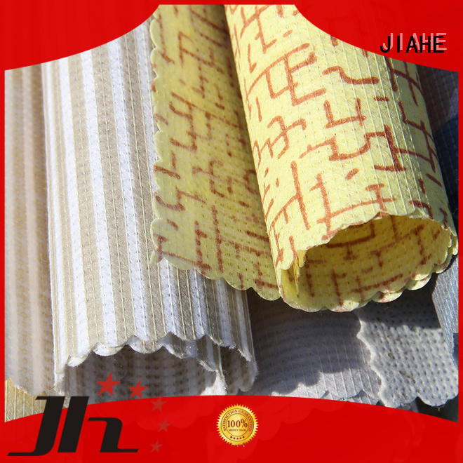 blue non woven fabric line for filler
