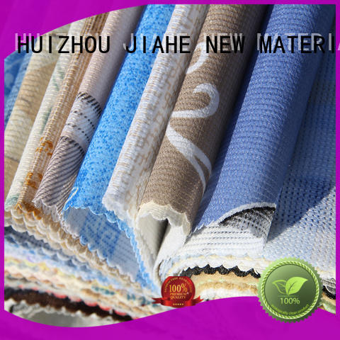 JIAHE single color non woven polypropylene manufacturer for furniture