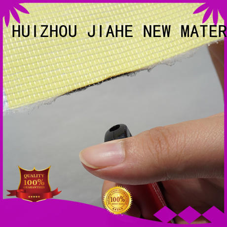 JIAHE treatment fire retardant material manufacturer for furniture