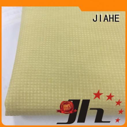 JIAHE white fabric mattress protector manufacturer for sofa
