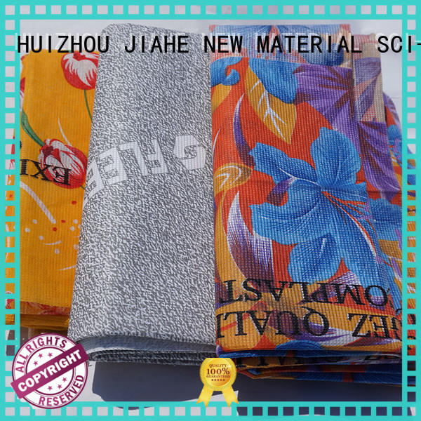 JIAHE polyester fabric roll manufacturer for filler