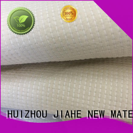 Quality JIAHE Brand coating nonwoven non woven fabric
