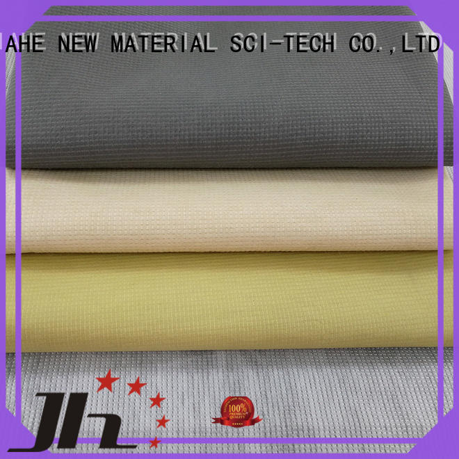 recycled polyester fabric stitchbonding producer JIAHE Brand non woven fabric