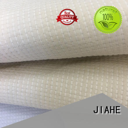 JIAHE mattress cover material manufacturer for covers
