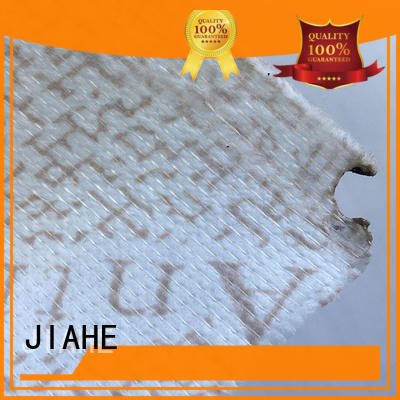 print flower JIAHE Brand printed non woven fabric