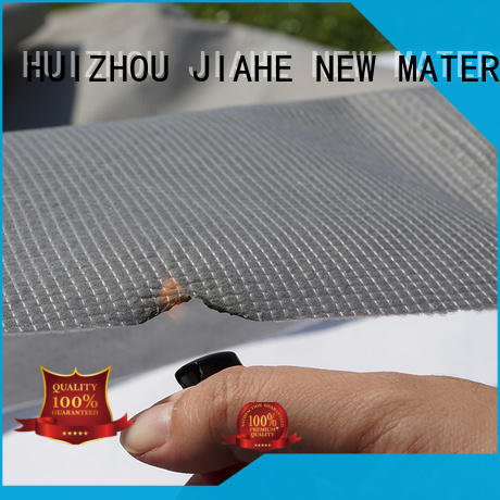 JIAHE coated fireproof fabric supplier for furniture