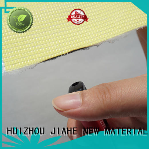 JIAHE various fire resistant material for furniture