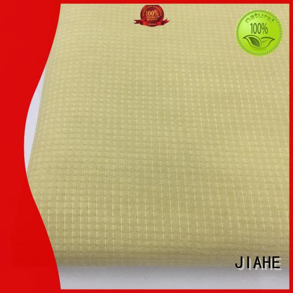 JIAHE standard mattress fabric factory for sofa
